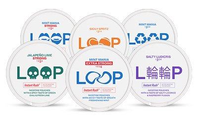 LOOP Nicotine Pouches