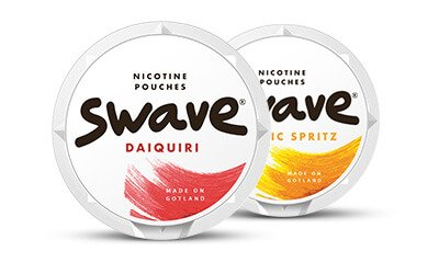 Swave Nicotine Pouches