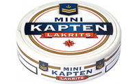 Kapten Licorice White Mini