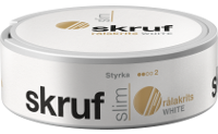 Skruf Raw Licorice Slim