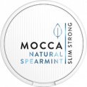 Mocca Natural Spearmint Slim Strong