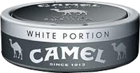 Camel White Portion