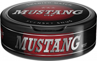 Mustang White Portion
