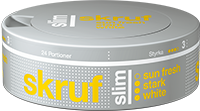Skruf Slim Sun Fresh Strong White Portion