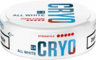 G.4 CRYO Slim All White