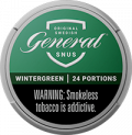 General Wintergreen White