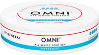 Omni Peppermint Extra Strong