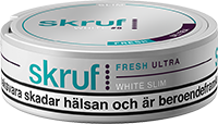 Skruf Slim Fresh Ultra Strong