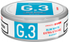 G3 Slim Blue Mint Extra Strong White