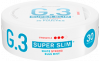G.3 Super Slim™ Blue Mint Strong White