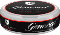 General Strong Mini White