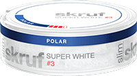 Skruf Supervit Slim Polar # 3