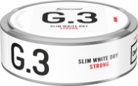 G3 Normal Slim White