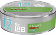 LAB 12 Mint Strong Slim White Dry