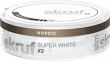 Skruf Super White Slim Nordic #2