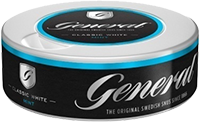 General Classic Mint White